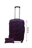 Чехол для чемодана  Coverbag дайвинг  M волны, фото 1