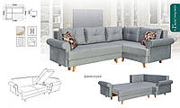 Угловой диван Мебель-Сервис «Бостон»