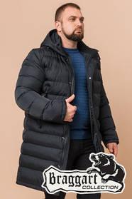 Удлиненная мужская зимняя куртка Braggart (р. 46-56) арт. 23482N