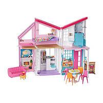 Дом Мечты Барби Малибу Двухэтажный на 6 комнат / Barbie Malibu House FXG57, фото 2