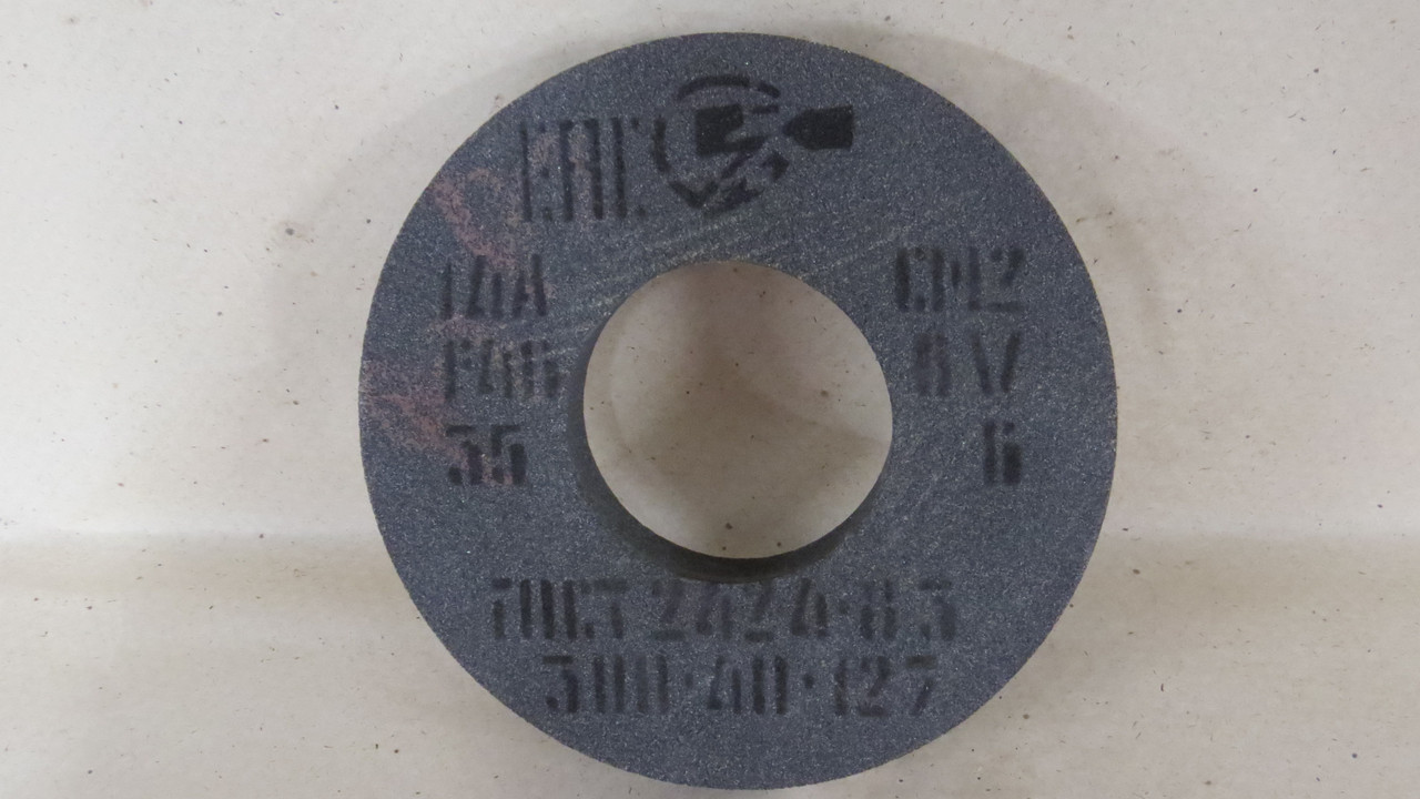 Круг абразивный Шлифовальный 300х40х127  14А  P40(F46) СМ2