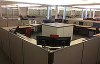 Столи офісні herman miller action office Стол офисный Стіл офісний Б у