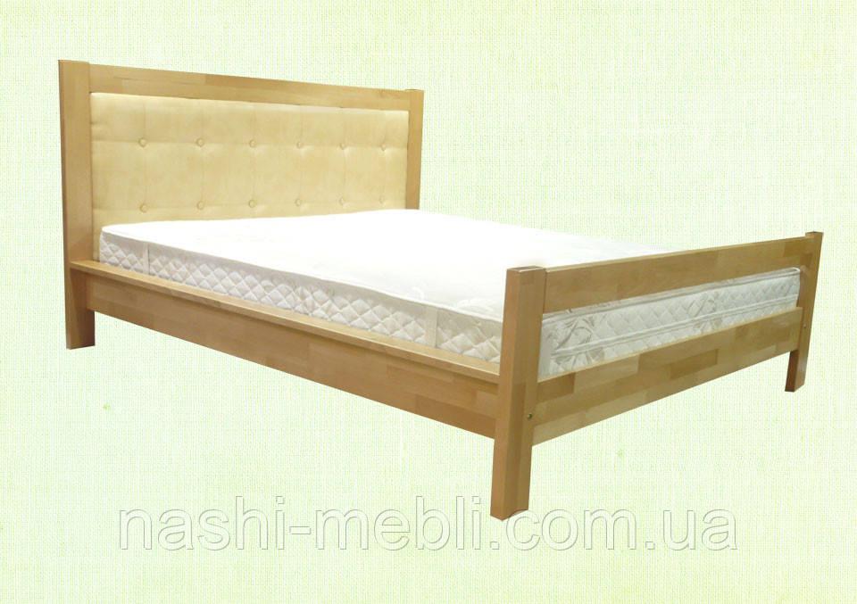 Двоспальне ліжко Цезар
