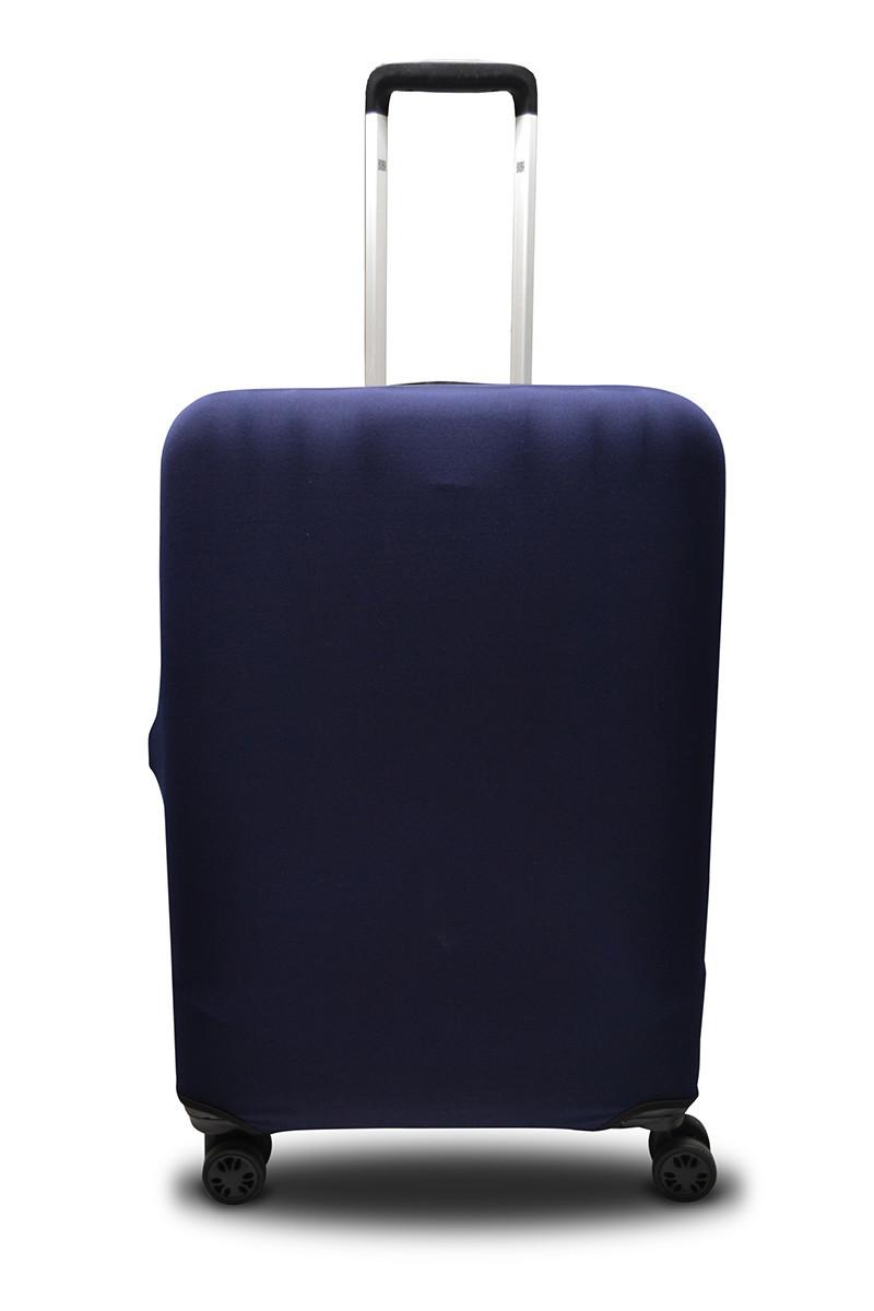 Чехол для чемодана  Coverbag микродайвинг  M синий