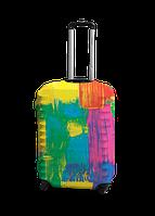 Чехол для чемодана Coverbag кисть  S
