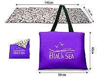 Сумка-коврик NEW  Coverbag XL фиолетовый