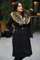 Женское зимнее пальто  ВХ8083 (бат), фото 1