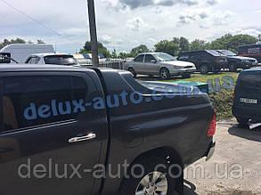 Крышка кузова FullBox на Toyota Hilux 2019+ Крышка кузова Фулбокс на Тойота Хайлюкс 2019+