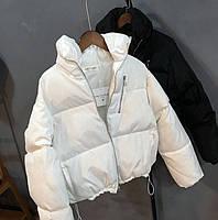 Женская куртка короткая осень, фото 1