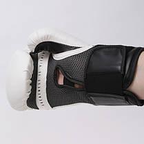 Перчатки боксерские PU на липучке EVERLAST P00001197 PRO STYLE ELITE, фото 3