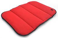 Матрас коврик для собак и котов Loft №4 70х110 см красный + серый, фото 1