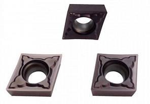 CCMT09T304 P6205 PROSPECT (сталь+ нерж. сталь) Твердосплавная пластина для токарного резца, фото 2