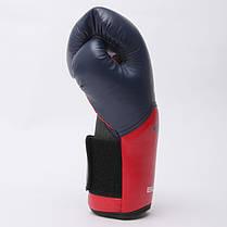 Перчатки боксерские PU на липучке EVERLAST P00001204 PRO STYLE ELITE, фото 3
