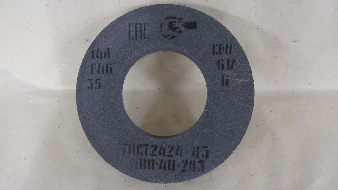 Круг абразивный Шлифовальный 400х40х203  14А  P40(F46) СМ2