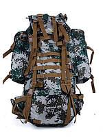 Туристический рюкзак  military 80L