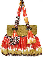 Яркая летняя сумка для женщин