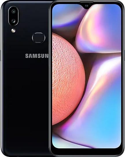 Смартфон Samsung Galaxy A10s 2/32GB Black(SM-A107FZKDSEK)