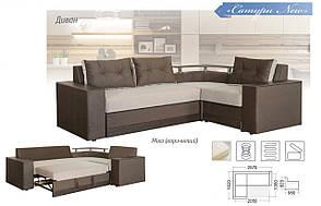 Угловой диван Мебель-Сервис «Сатурн New», фото 2