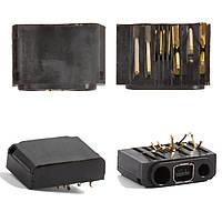 Коннектор зарядки для Nokia 1110, 1112, 1600, 2310, 2610, 6030, оригинал