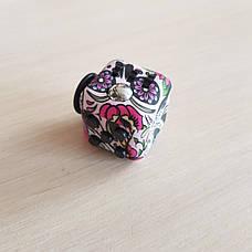 FidgetCube - 6 сторон - (розовый череп) - 901-26, фото 3