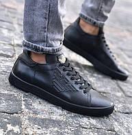 Мужские туфли  в стиле Armani, фото 1