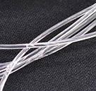 Трос в силиконовой оболочке 4мм до 150кг 5метров, фото 2