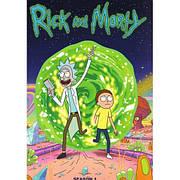 Rick & Morty / Hello Neighbor
