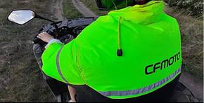 CFMOTO дождевик оригинал (в комплекте штаны и куртка), фото 2