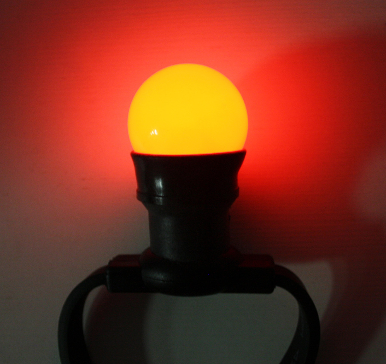 Уличная лампа для гирлянды Lumion Belt Light String (Белт лайт стринг) наружная цвет красный