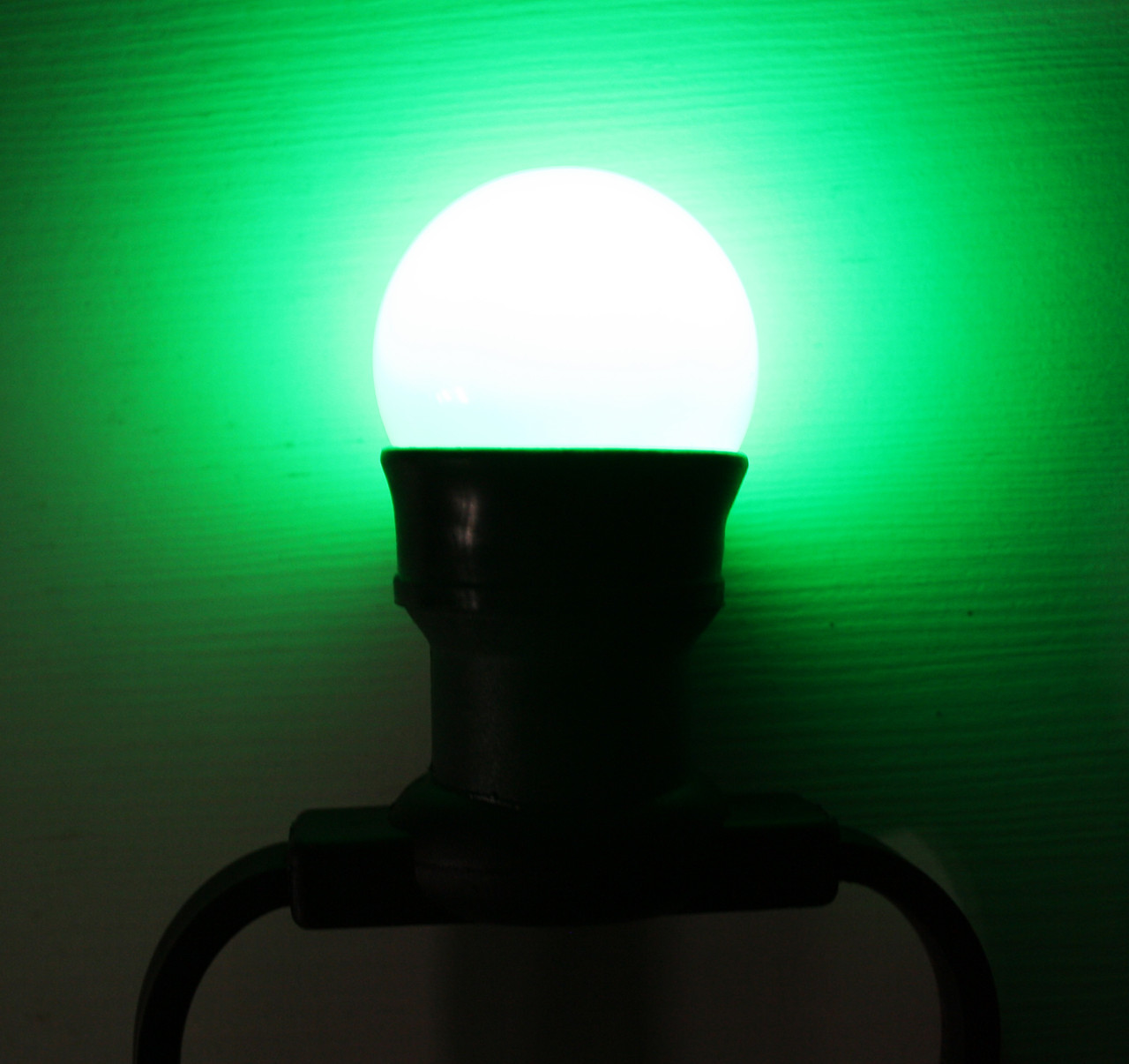 Уличная лампа для гирлянды Lumion Belt Light String (Белт лайт стринг) наружная цвет зеленый