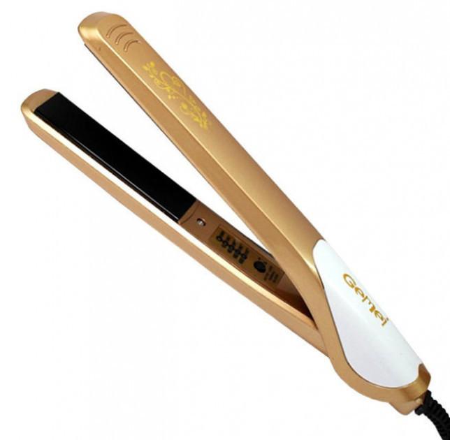 Утюжок выпрямитель для волос Gemei Gm 1997