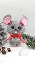 Мышка девочка