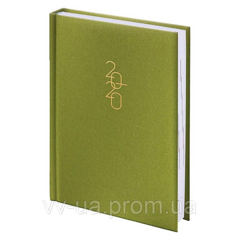 Ежедневник Brunnen 2020 карманный Glam светло-зеленый (73-736 30 54)
