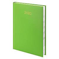 Ежедневник Brunnen 2020 Стандарт Miradur з/т ярко-зеленый (73-795 60 54)