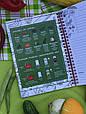 Кукбук кулинарная книга для рецептов Девочка, фото 7