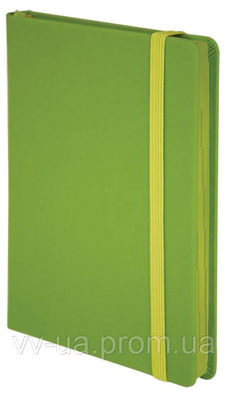 Ежедневник Buromax недатированный Touch Me, A5, салатовый (BM.2028-15)