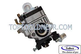 Карбюратор для бензокосы Eurotec GT 110  Применяется в косах таких брендов отечественного, российского и китайского производства как Тайга, Байкал,