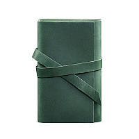 Кожаный блокнот BlankNote Софт-бук 1.0 Изумруд, зеленый (BN-SB-1-st-iz)
