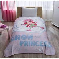 Детский плед 160х220см., с мультяшными героями  Snow Princess. Tac