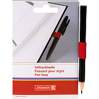 Петля для ручки Brunnen красная
