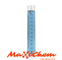 Цилиндр мерный 1000мл, мерный цилиндр из стекла