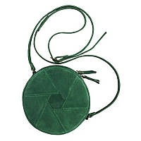 Сумка Бон-бон BlankNote Изумруд, зеленая (BN-BAG-11-iz), кожа, фото 1