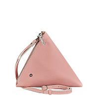 Сумка-косметичка BlankNote пирамида, барби, розовая (BN-BAG-25-barbi), кожа, фото 1