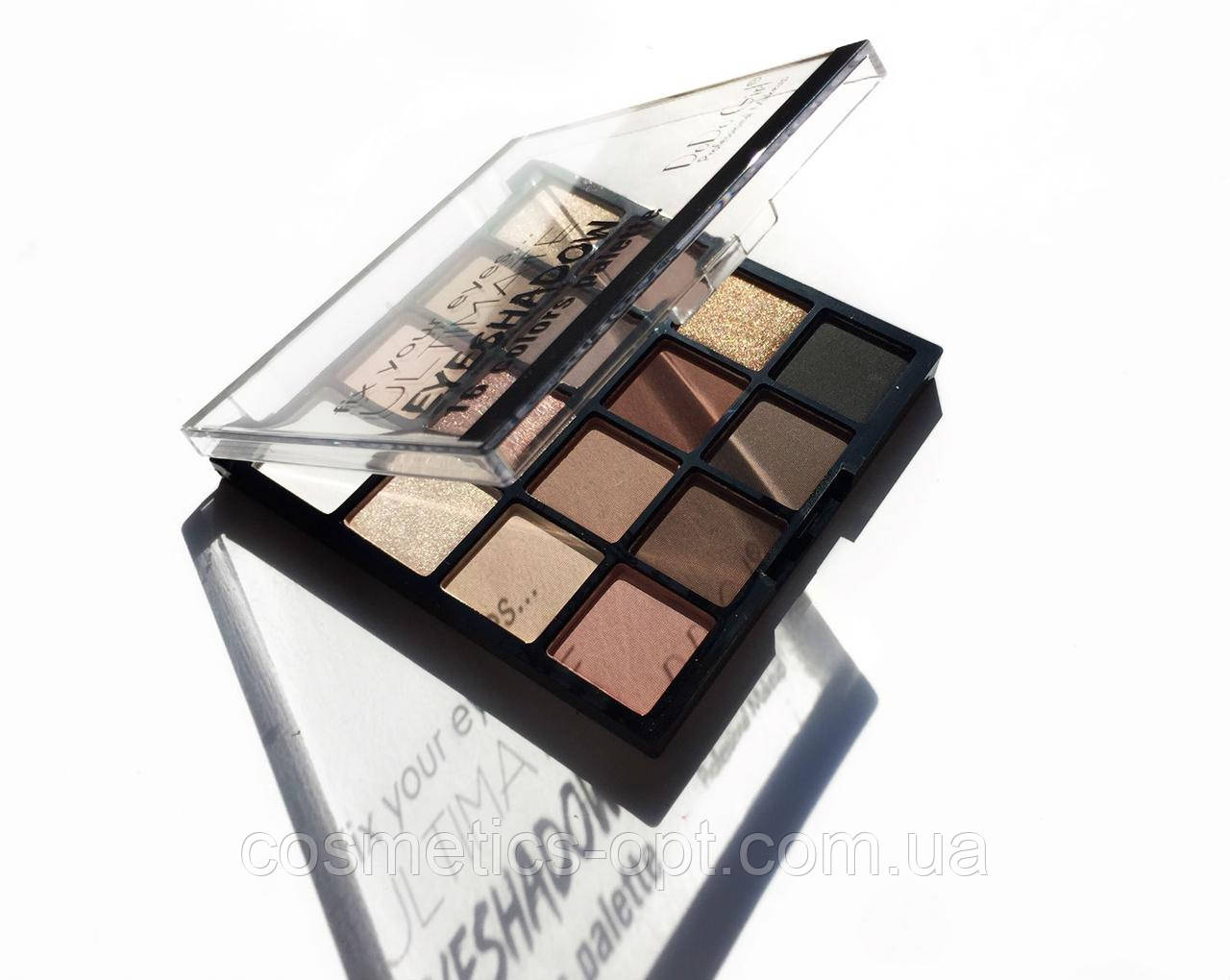 Тени Do Do Girl Ultimate Eyeshadow Fix Your Eyes 03