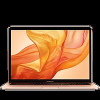 13-inch MacBook Air, Model A1932: 1.6GHz dual-core 8th-generation Intel Core i5 processor, 256GB - Gold (MVFN2UA/A)