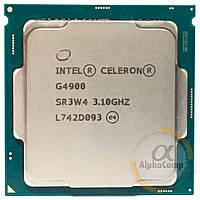 Процессор Intel Celeron G4900 (2×3.1GHz/2MB/s1151/G8) БУ