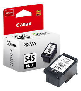 Картридж Canon Pixma MG2555 (MG2555S) чорний, оригінальний, чорнильний, 8ml (180 копій)