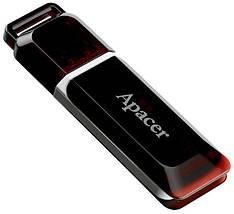 Флеш память Apacer AH321 32Gb red