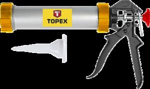 Пістолет для герметика і монтажної піни
