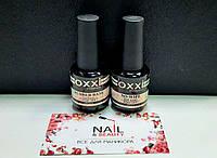 Набор База Oxxi 15 ml + Топ Oxxi No wipe (без липкого слоя) 15 ml для гель-лака